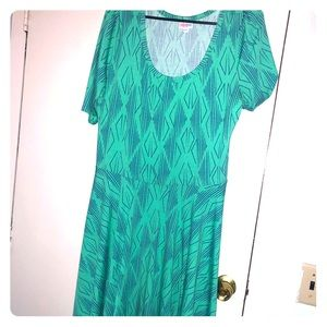Lularoe Nicole dress 3x